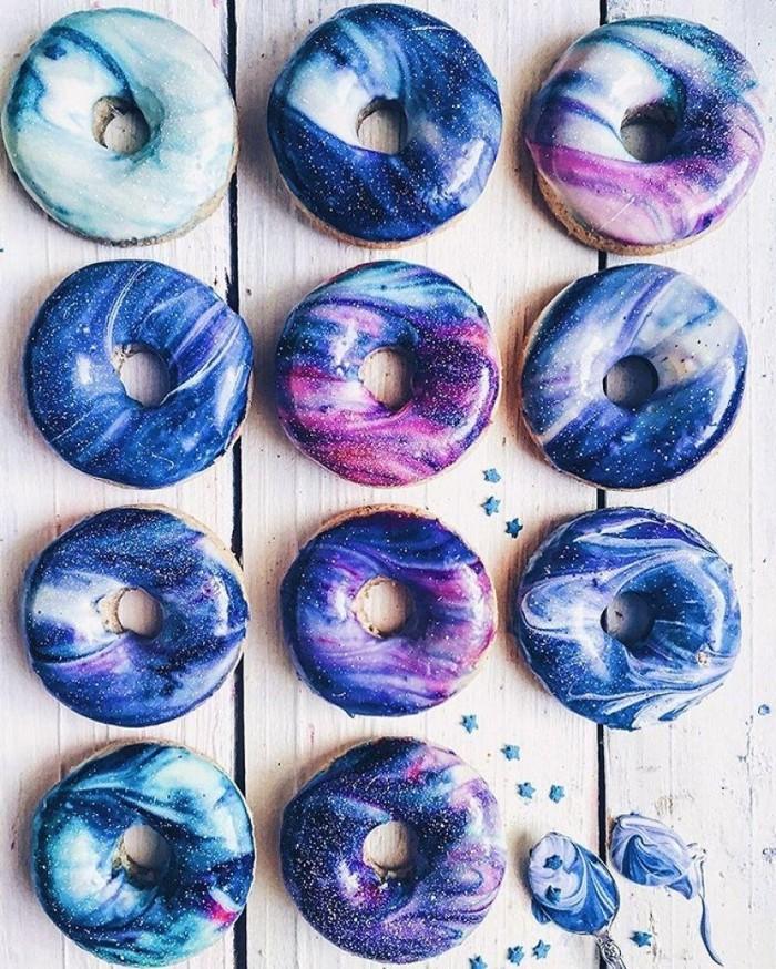 Чудесные галактические пончики