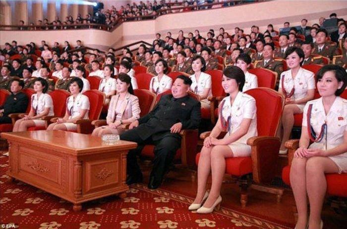 Ли Соль Чжу - первая леди КНДР