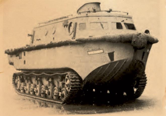 5 самых беспомощных танков в истории