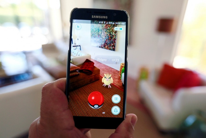 Pokémon Go: покемономания охватывает мир