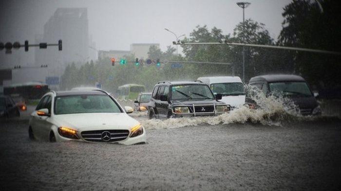 Проливные дожди нанесли Китаю ущерб на 1 миллиард долларов