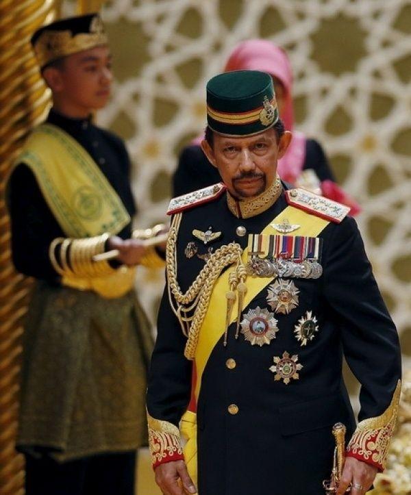 Султан Брунея с размахом женил сына