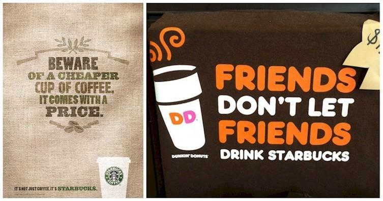 15 крупных компаний, которые ненавидят друг друга всей душой