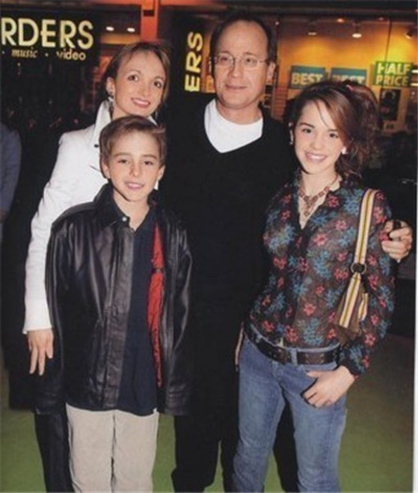 Звёзды Голливуда и их родители: фотографии из семейных архивов