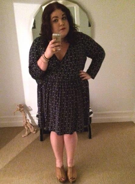 Отказавшись от фаст-фуда, девушка похудела на 9 размеров одежды