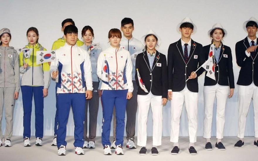 В чем поедут национальные сборные на Олимпиаду-2016