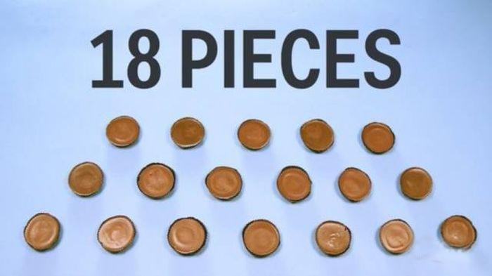 Как выглядят 2000 калорий (8 фото)