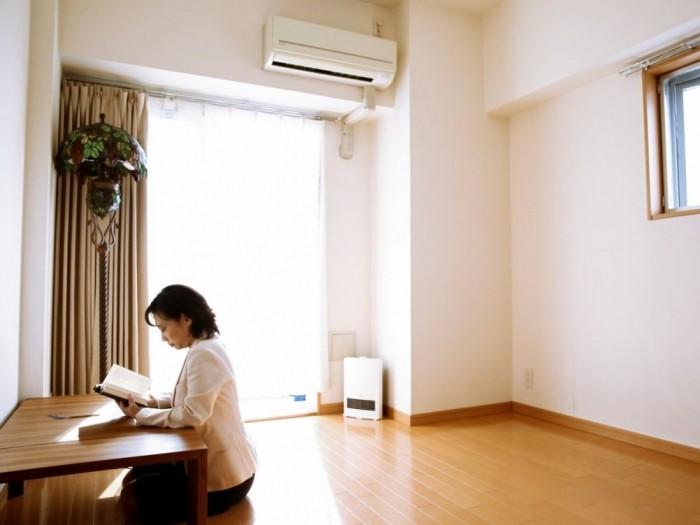 Минимализм японских квартир