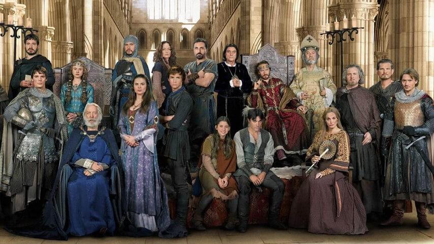 12 мини-сериалов, которые можно посмотреть за выходные