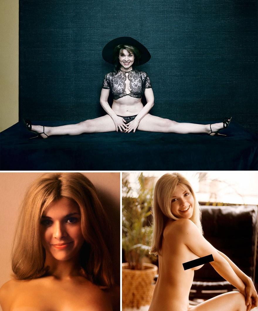 60 лет спустя – первые модели Playboy снялись для новой фотосессии