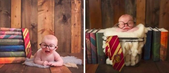 Отец сделал детскую в стиле Гарри Поттера для своего маленького волшебника