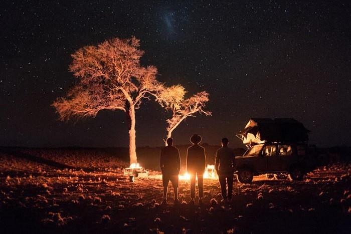 Романтические фото путешествий