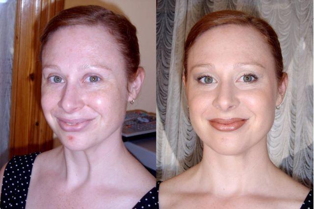 Чудо макияжа (25 фото)