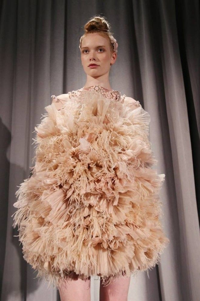 Шокирующие наряды недели моды в Нью-Йорке (21 фото)