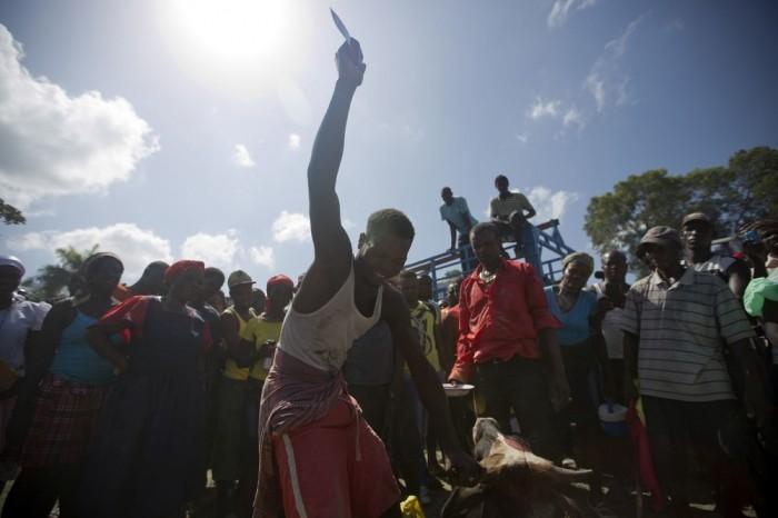 Фестиваль Вуду в Гаити