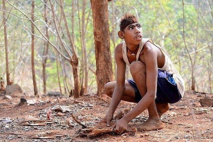 Современные Маугли из Индии