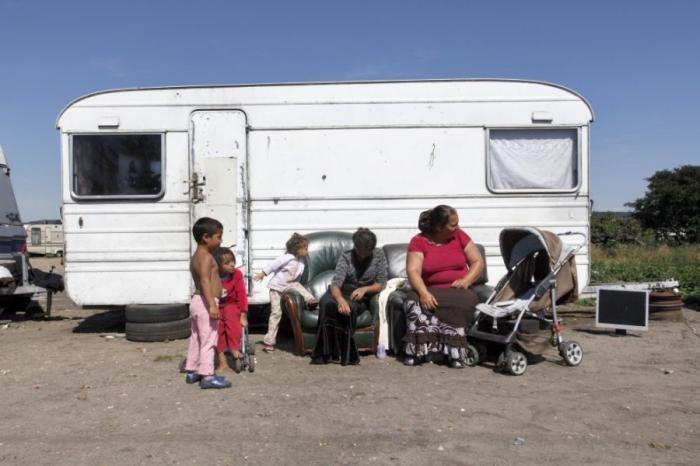 Цыганская жизнь (30 фото)