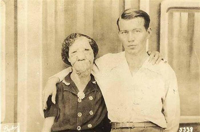 Цирк уродцев из прошлого