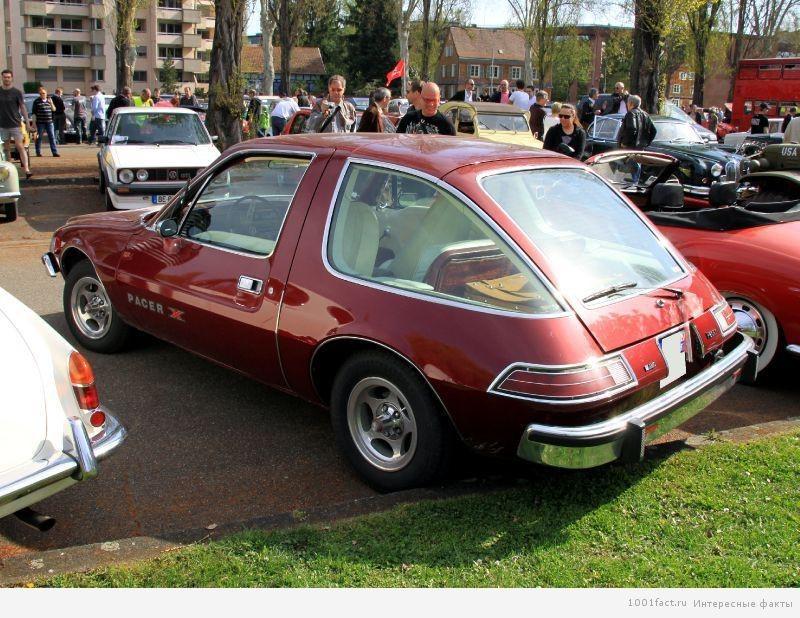 Самые неудачные модели автомобилей в истории