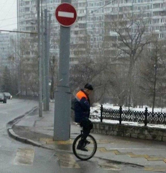 Удивительные снимки из России
