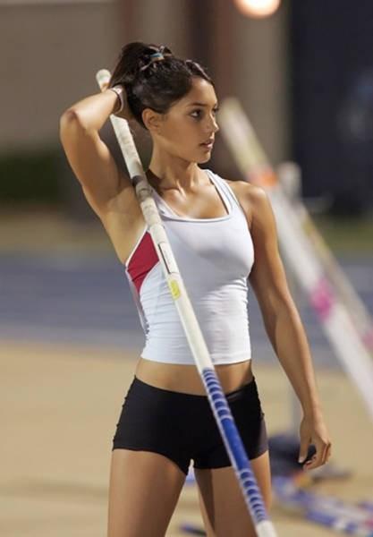 Эллисон Сток - одна из самых красивых легкоатлеток мира