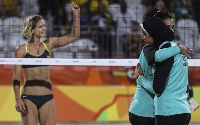 Разница культур на Олимпийских играх в Рио-де-Жанейро