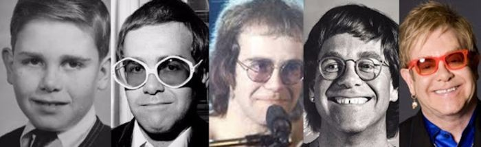 Как менялись знаменитости по истечению времени (20 фото)