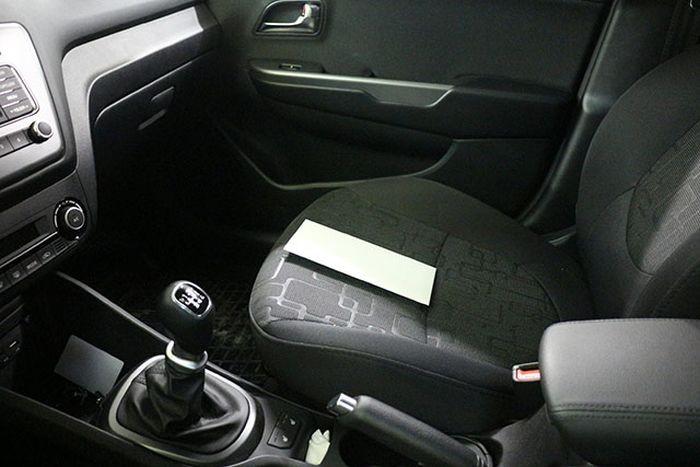 Новая схема «работы» автомобильных мошенников (2 фото)