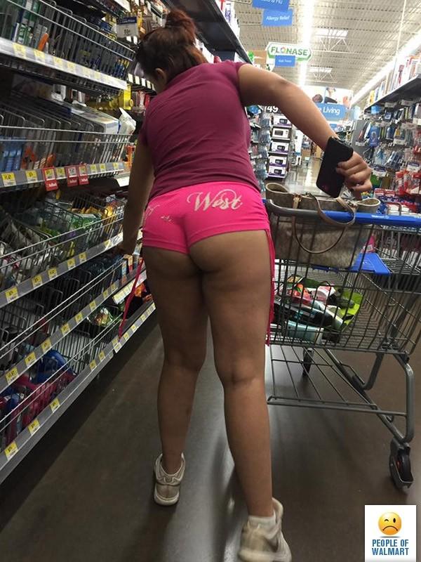 Фрики из Walmart