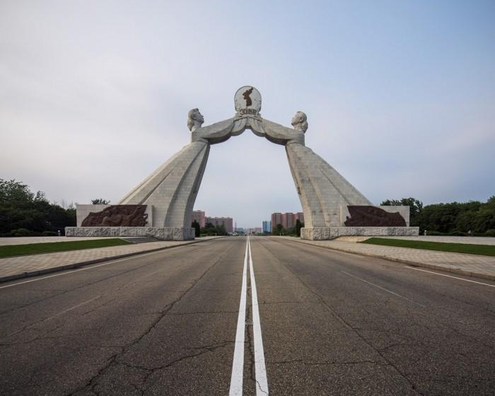 Архитектурный фототур из Пхеньяна