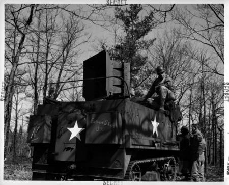 Призрачная армия (4 фото)