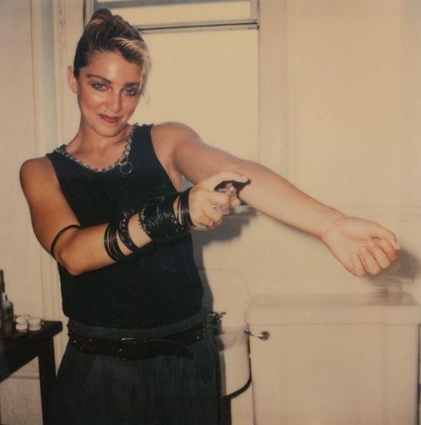 Фото юной Мадонны