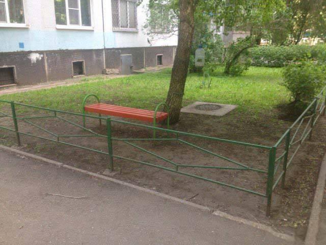 Курьезные снимки с Российских просторов