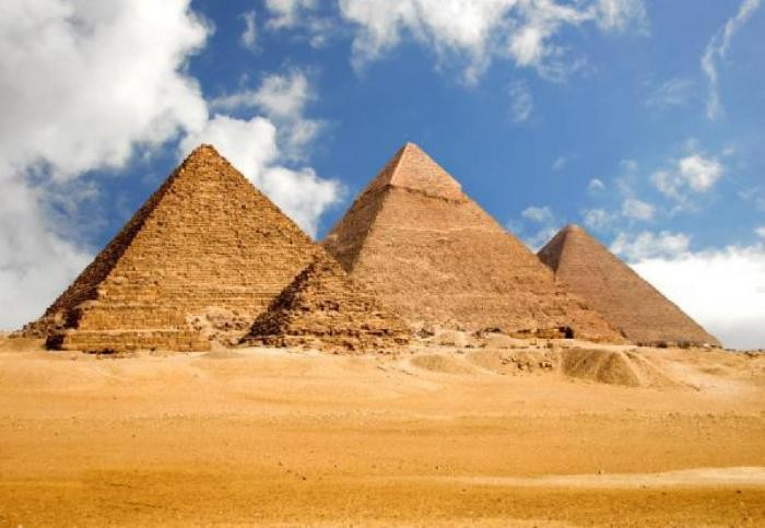 Самые посещаемые и знаменитые места мира (5 фото)