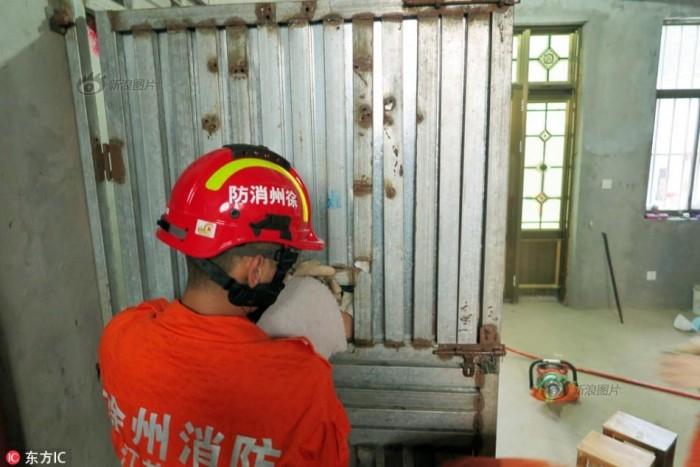 Китайский алкоголик нашел приключение на свою голову