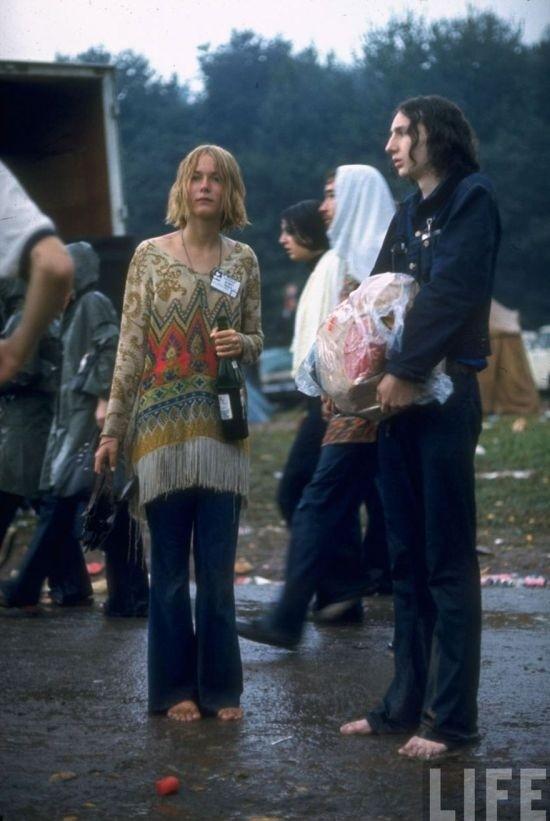 Как проходил первый рок-фестиваль «Вудсток»