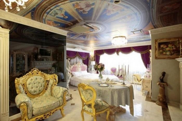VIP-палата в японском родильном доме