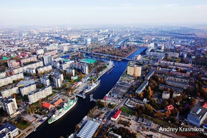 От Кёнигсберга до Калининграда (3 фото)