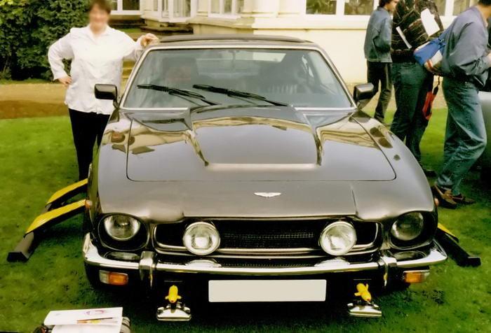10 самых стильных автомобилей Джеймса Бонда