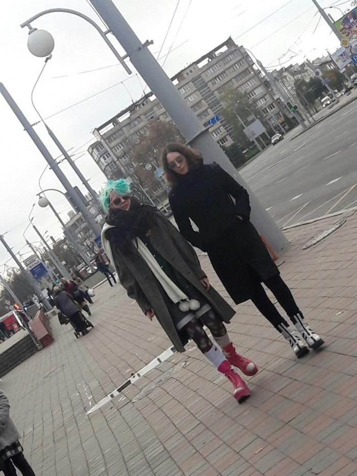 Забавные модники из Белоруссии