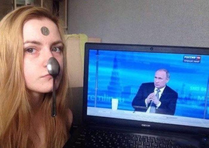 Такое может быть только в России