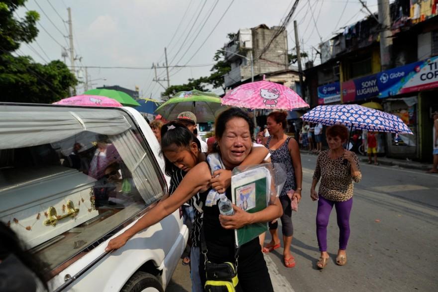«Война с наркотиками» на Филиппинах