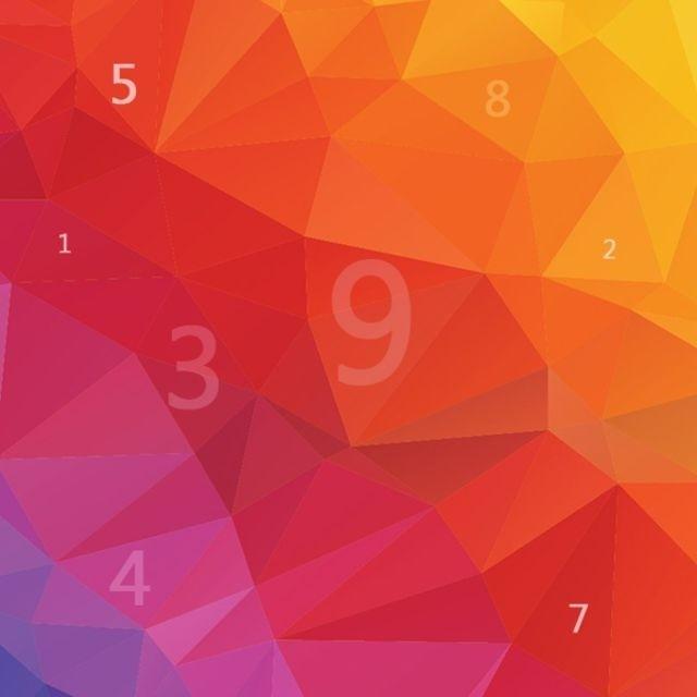 Сколько цифр вы сможете разглядеть в этой головоломке?