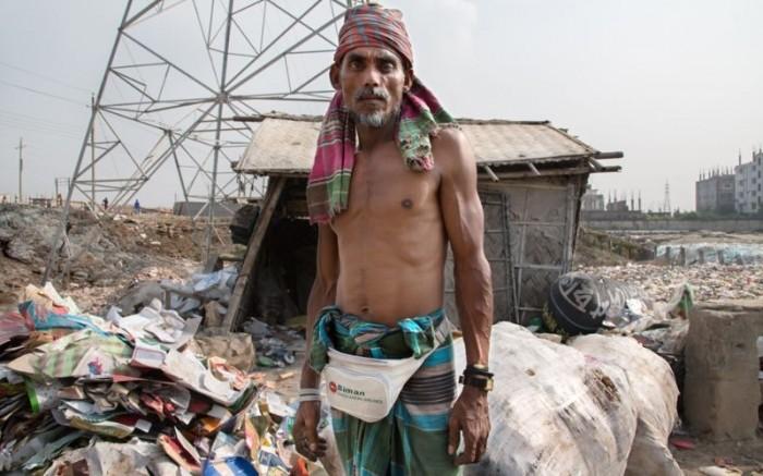 Самый грязный город мира - Дакка