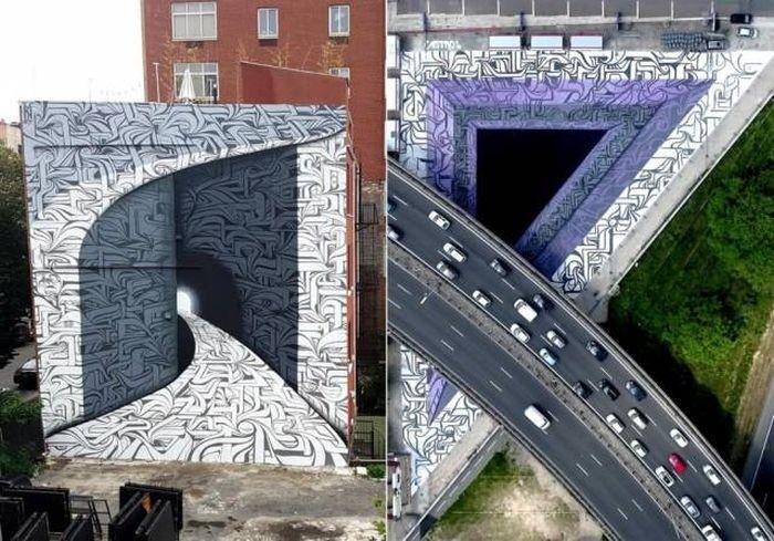 Восхитительный стрит-арт