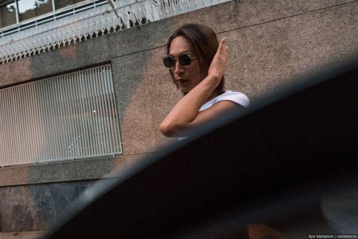 Проституция в Венесуэле (23 фото)