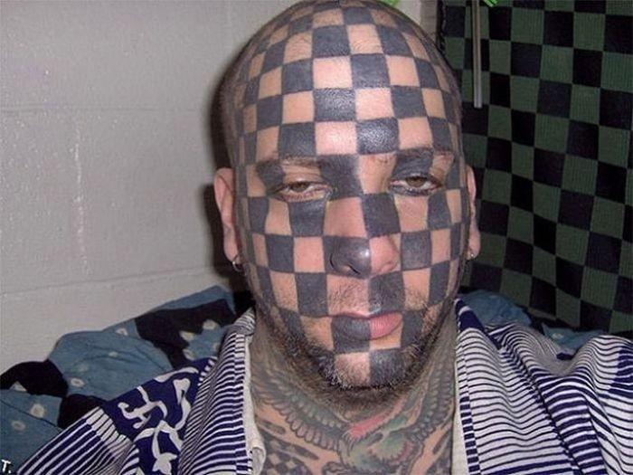Странные татуировки