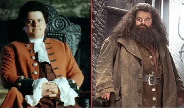 Смотрите как выглядели ваши любимые профессоры Хогвартса в молодости (10 фото)