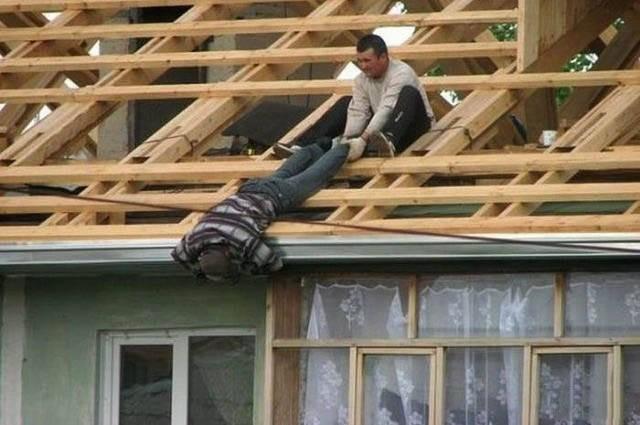 Люди, которые никогда не слышали о технике безопасности