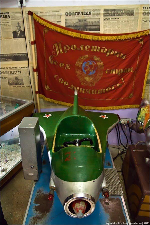 Музей советского детства (26 фото)